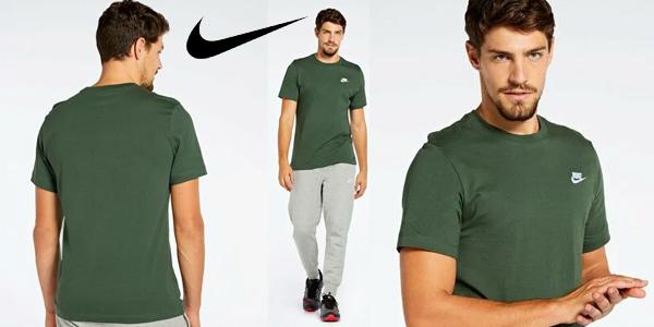 Camiseta de manga corta Nike Club para hombre barata en Sprinter