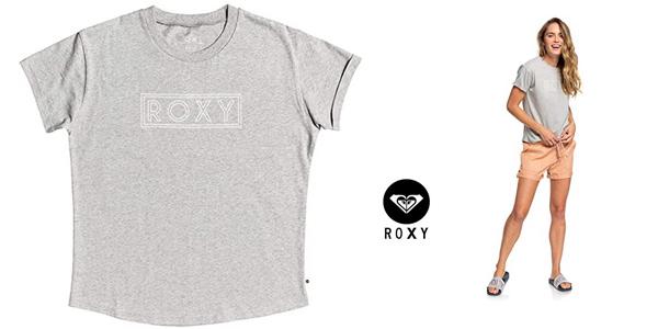 Camiseta de manga corta Roxy Epic Afternoon para mujer chollo en Amazon