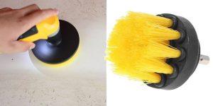 Cepillos limpiadores para acoplar al taladro (o atornillador eléctrico) baratos en AliExpress