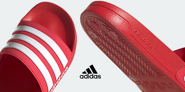 Chanclas Adidas Adilette Shower para hombre chollo en Amazon