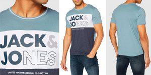 Chollo Camiseta Jack & Jones Jjarid para hombre