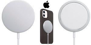 Chollo Cargador Apple MagSafe inalámbrico de 15 W