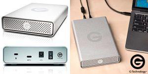 Chollo Disco duro externo G-Technology G-Drive de 14 TB con USB 3.0