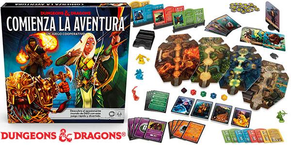 Chollo Juego Dungeons & Dragons: Comienza la Aventura