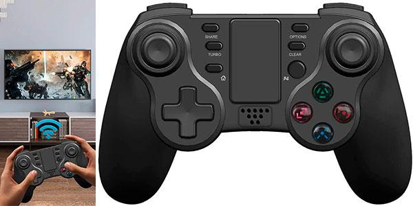 Chollo Gamepad Pro Kingear inalámbrico para PS4