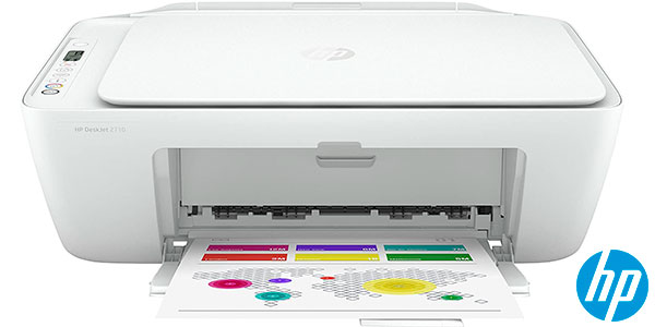 Chollo Impresora multifunción HP DeskJet 2710 con Wi-Fi