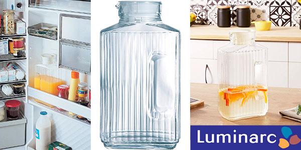 Chollo Jarra Arcoroc Quadro de 2 litros para el frigorífico