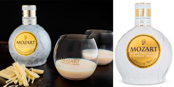 Chollo Licor de chocolate blanco Mozart de 700 ml