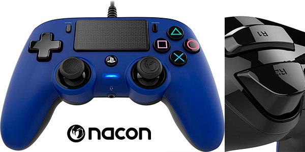 Chollo Mando Nacon para PS4 con cable