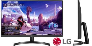 """Chollo Monitor LG 32Qn600-B QHD de 31'5"""""""