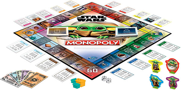 Chollo Monopoly The Mandalorian