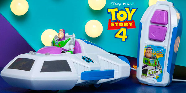 Chollo Nave RC Buzz Spaceship de Toy Story 4
