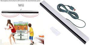 Chollo Barra con sensor de movimiento para Wii