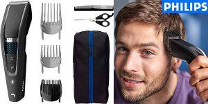 Chollo Cortapelos Philips HC5632/15 impermeable con kit de barbero