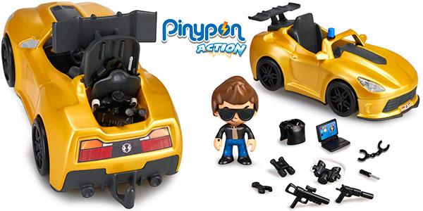 Chollo Set Super Coche de Pinypon Action