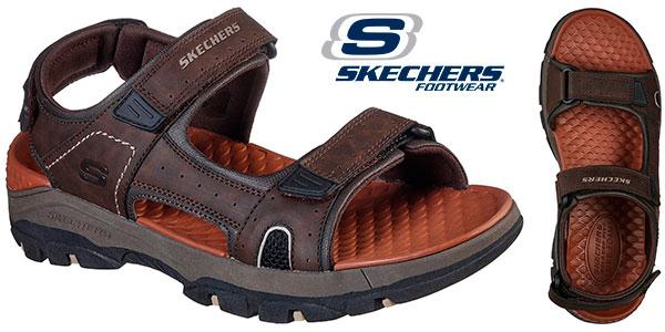 Chollo Sandalias Skechers Tresmen Hirano para hombre