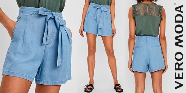 Chollo Shorts Vero Moda Loose Fit para mujer