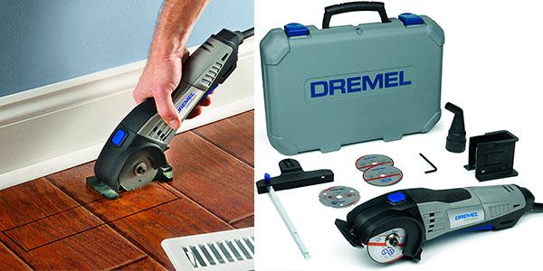 Chollo Sierra circular Dremel DSM20-3/4 de 710 W