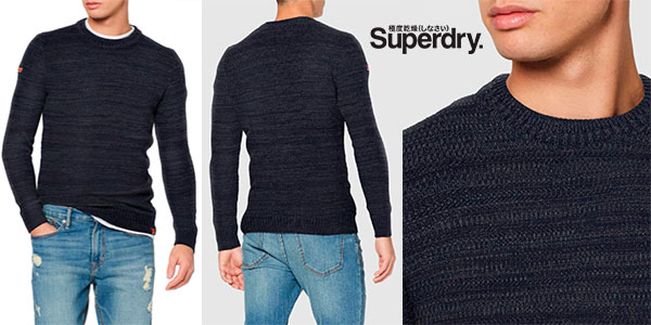 Chollo Jersey Superdry Keystone para hombre