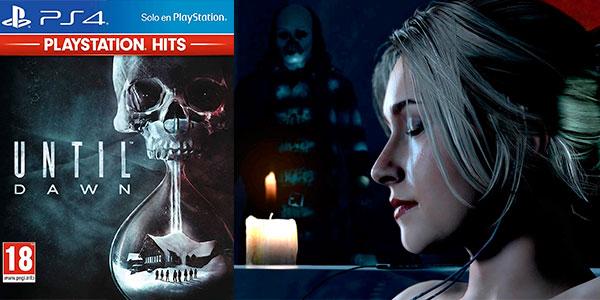 Chollo Until Dawn para PS4