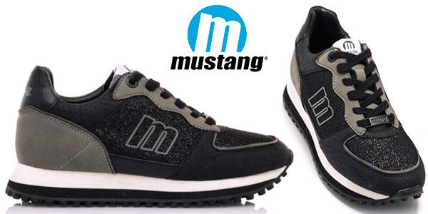 Chollo Zapatillas deportivas Mustang Selva para mujer