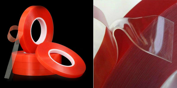 Cinta adhesiva transparente de doble cara de 3 metros barata en AliExpress