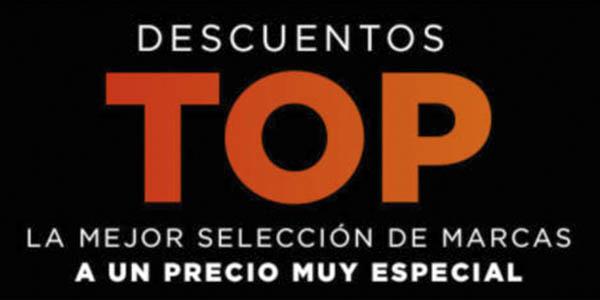 El Corte Inglés descuentos TOP