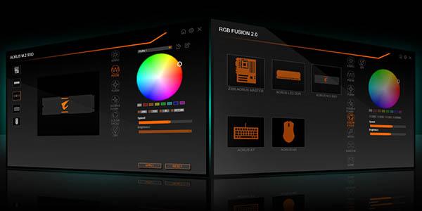 Disco SSD Gigabyte AORUS RGB M.2 NVMe de 512 GB barato
