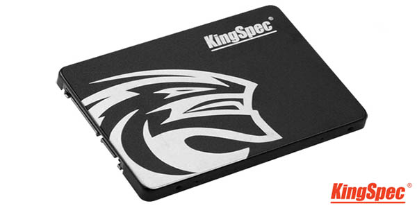 Disco SSD KingSpec de 512 GB