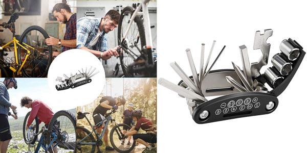 Herramienta multifunción para bicicleta barata en AliExpress