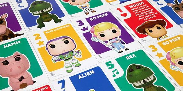 Juego de cartas Toy Story Something Wild! Funko Board games 49354 oferta en Amazon
