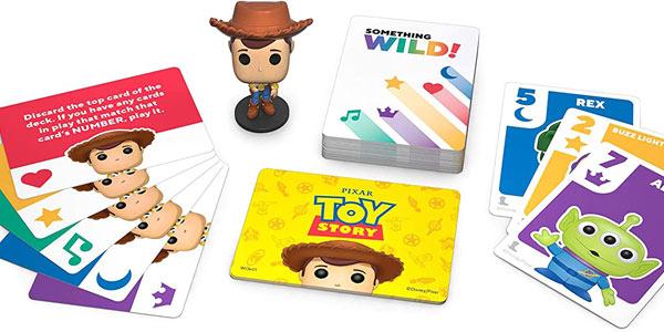 Juego de cartas Toy Story Something Wild! Funko Board games 49354 chollo en Amazon