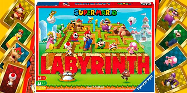 Juego de mesa Labyrinth Super Mario