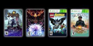 Juegos GRATIS con Gold de mayo 2021 para Xbox