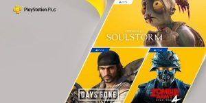 Juegos GRATIS con PS Plus de abril 2021