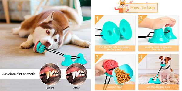 Juguete multifunción para perros barato