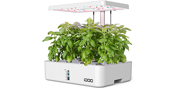 Kit de cultivo de interior iDoo Smart Indoor Garden