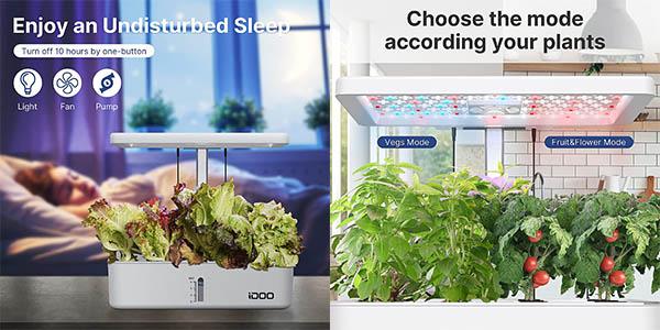 Kit de cultivo de interior iDoo Smart Indoor Garden barato