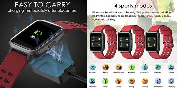 Latec pulsera actividad fitness oferta