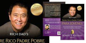 Libro Padre rico padre pobre para jóvenes en tapa blanda barato en Amazon