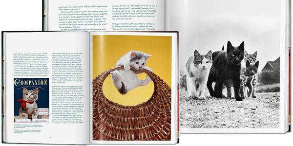 Libro Cats (Fotografías 1942 – 2018) de Walter Chandoha - Taschen tapa dura oferta en Amazon