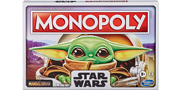 Monopoly The Mandalorian barato