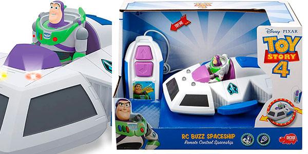 Nave RC Buzz Spaceship de Toy Story 4 barata