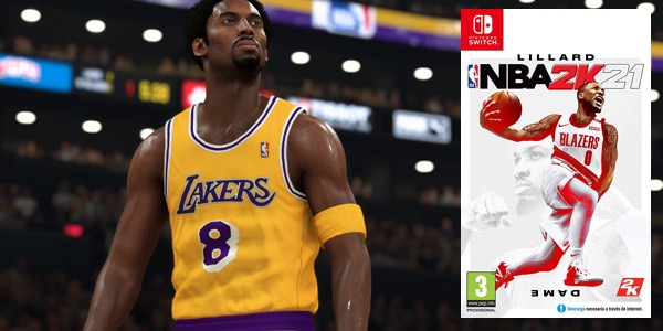 Chollo Juego NBA 2K21 (edición exclusiva Amazon)