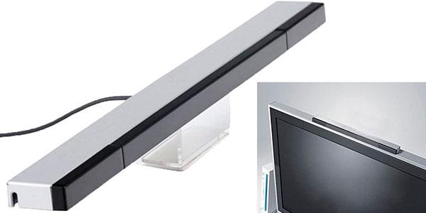 Barra con sensor de movimiento para Wii en oferta