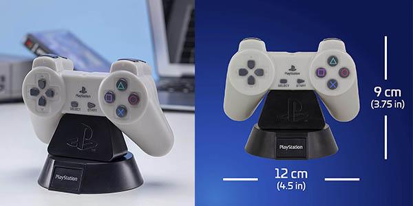 Paladone PP5221PS PlayStation Controller lámpara original chollo