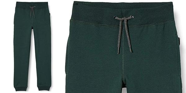 Pantalones de chándal unisex Name It Nkmsweat para niños baratos en Amazon