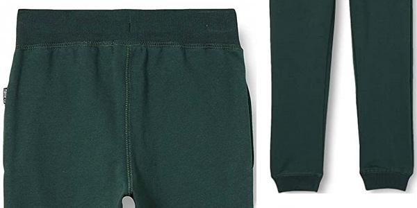 Pantalones de chándal unisex Name It Nkmsweat para niños chollo en Amazon