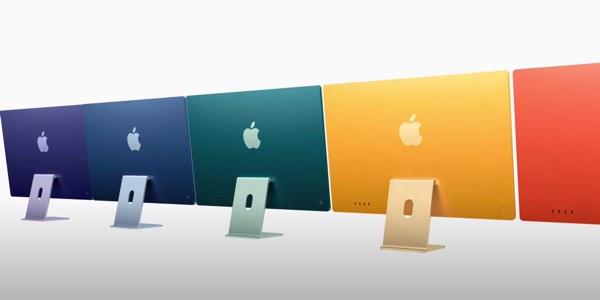 Colores iMac 24