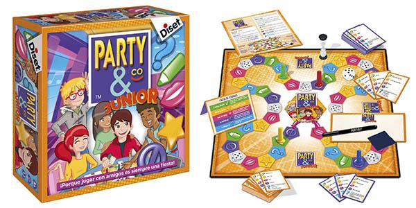 Party Co junior juego mesa chollo